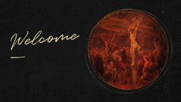 The Way of Cross welcome 16x9 PowerPoint Photoshop image