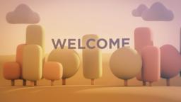 Animated Autumn  PowerPoint Photoshop image 1