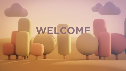 Animated Autumn - Welcome