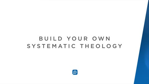 Build Your Own Systematic Theology