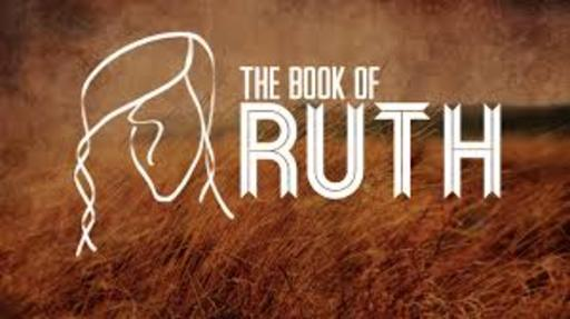 Ruth Week One: The Way Home