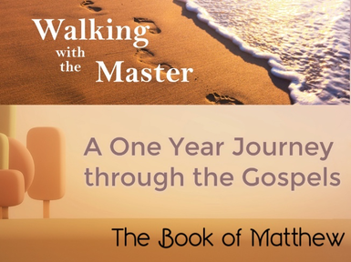 Genesis Study-Matthew 1-2