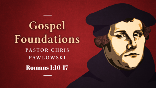 Martin Luther's Life Verse