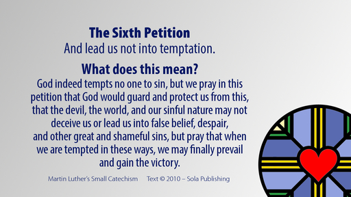 The Sixth Petition