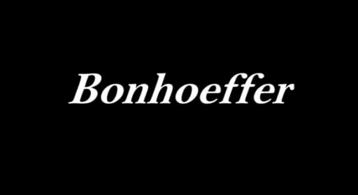 Bonhoeffer Trailer