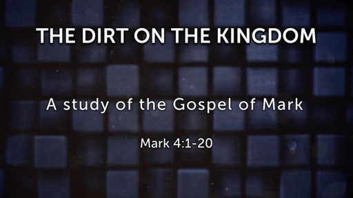 October 15th, 2017 -  The Dirt on the Kingdom