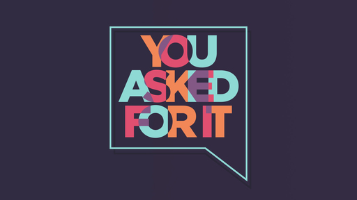 You Asked for It #3 - How Do I Deal with Difficult People?