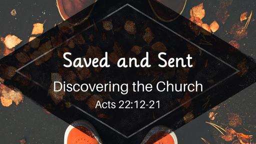 Saved and Sent