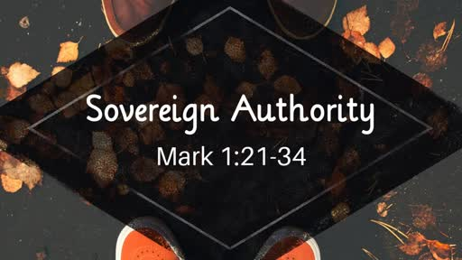 Sovereign Authority