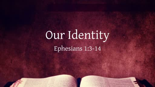 The Gospel: Who We Are