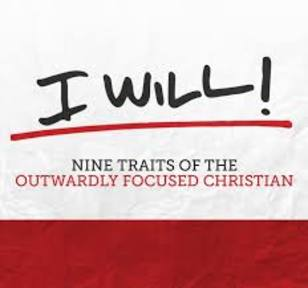 iWILL...Not Be A Church Drop Out