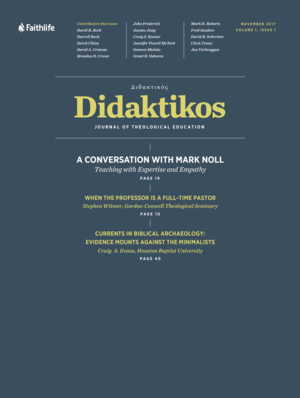 Didaktikos Journal