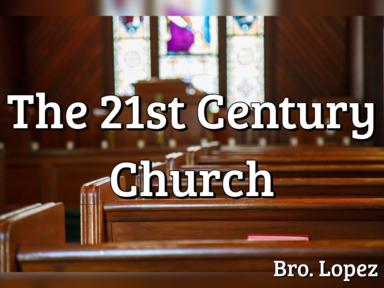 The 21st Century Church