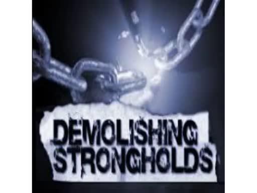 11/5/17   Demolishing Strongholds
