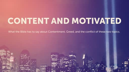 Content AND Motivated