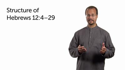 Argumentative Flow of Hebrews 12:4–29