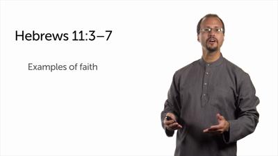 Faith Exhibited before the Flood