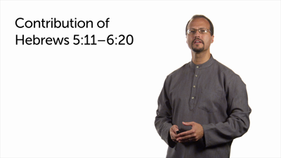 Rhetorical Force, Challenges, and Contributions of Hebrews 5:11–6:20