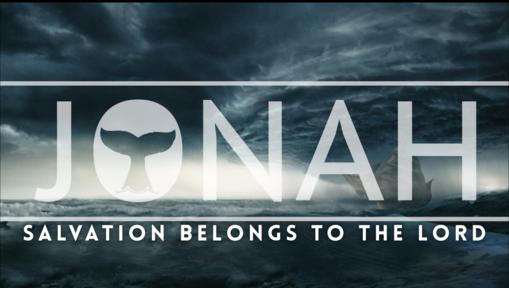 """""""Relentless Grace"""" Jonah 1:4–16"""