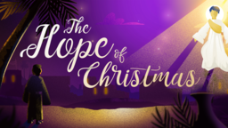 Gabriel - The Hope of Christmas  PowerPoint Photoshop image 1