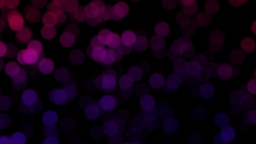 Festive Bokeh  Happy New Year sermon title 16x9 PowerPoint Photoshop image