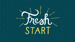Fresh Start  PowerPoint Photoshop image 1
