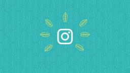 Fresh Start instagram 16x9 PowerPoint Photoshop image