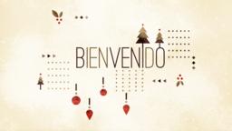 Joy to the World bienvenido 16x9 PowerPoint Photoshop image