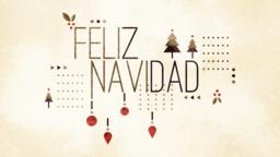 Joy to the World feliz navidad 16x9 PowerPoint Photoshop image