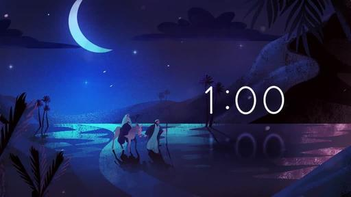The Hope of Christmas - Countdown 1 min