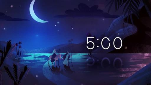 The Hope of Christmas - Countdown 5 min