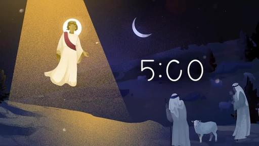 Shepherds - The Hope of Christmas - Countdown 5 min