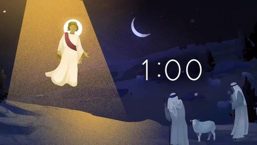 Shepherds - The Hope of Christmas - Countdown 1 min