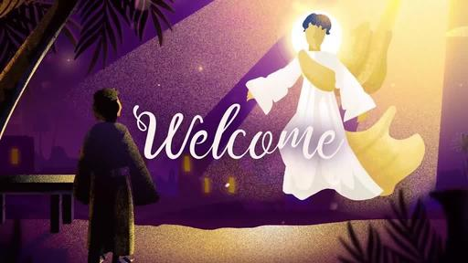 Gabriel - The Hope of Christmas - Welcome