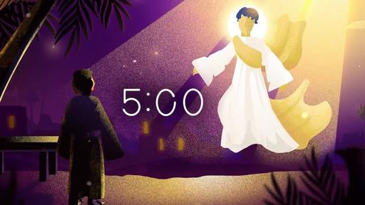 Gabriel - The Hope of Christmas - Countdown 5 min
