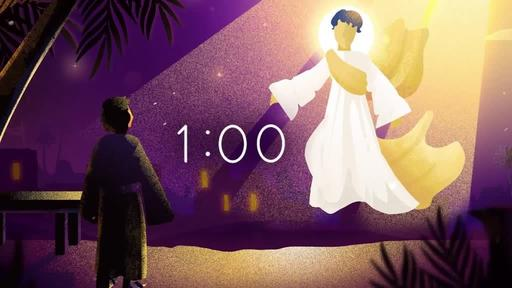 Gabriel - The Hope of Christmas - Countdown 1 min