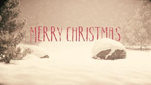 Nostalgic Christmas - Welcome