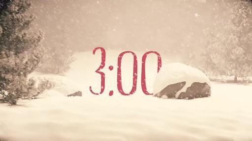 Nostalgic Christmas - Countdown 3 min