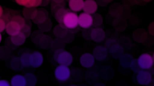 Festive Bokeh - Happy New Year - Content - Motion