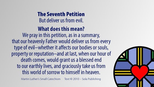 The Seventh Petition