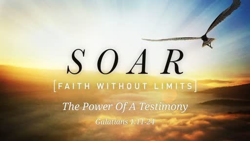 The Power Of A Testimony