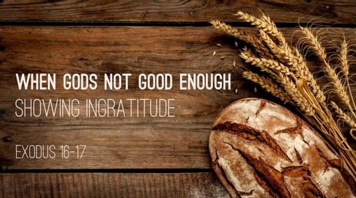 When God's Not Good Enough