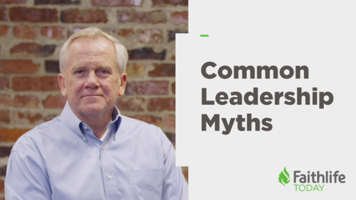 Common Myths About Leadership