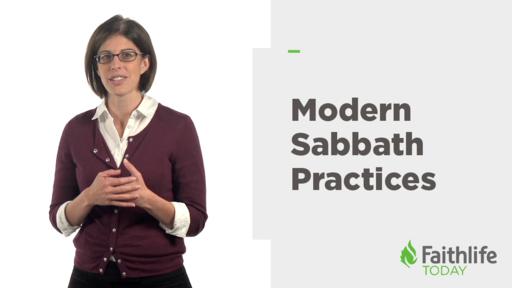 How a Modern Christian Honors the Sabbath