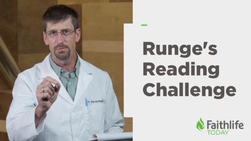 Runge's Reading Challenge