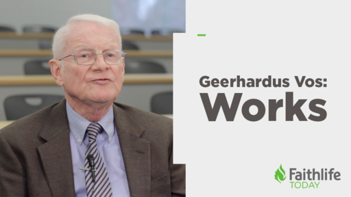Translating the Works of Geerhardus Vos