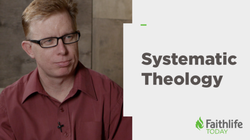 How to Be Evangelical in Your Systematic Theology