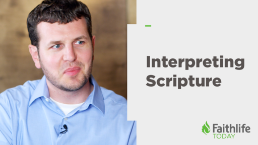 The Major Steps in Interpreting Scripture