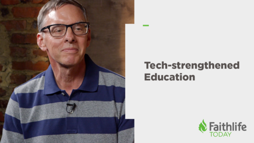 How Technology Strengthens Education and Learning