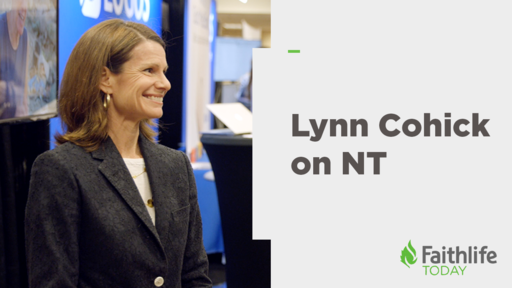 Dr. Lynn Cohick on the Background of the New Testament